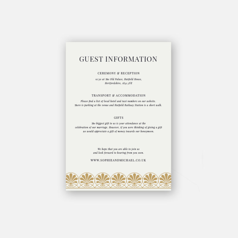 Cleopatra Details Card