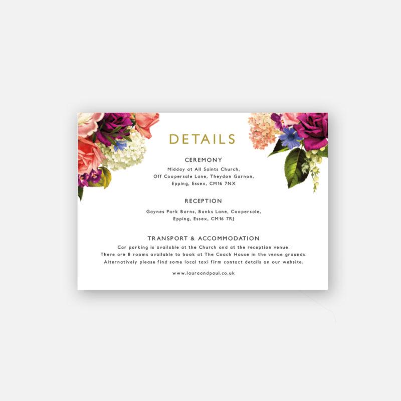 Ophelia Details