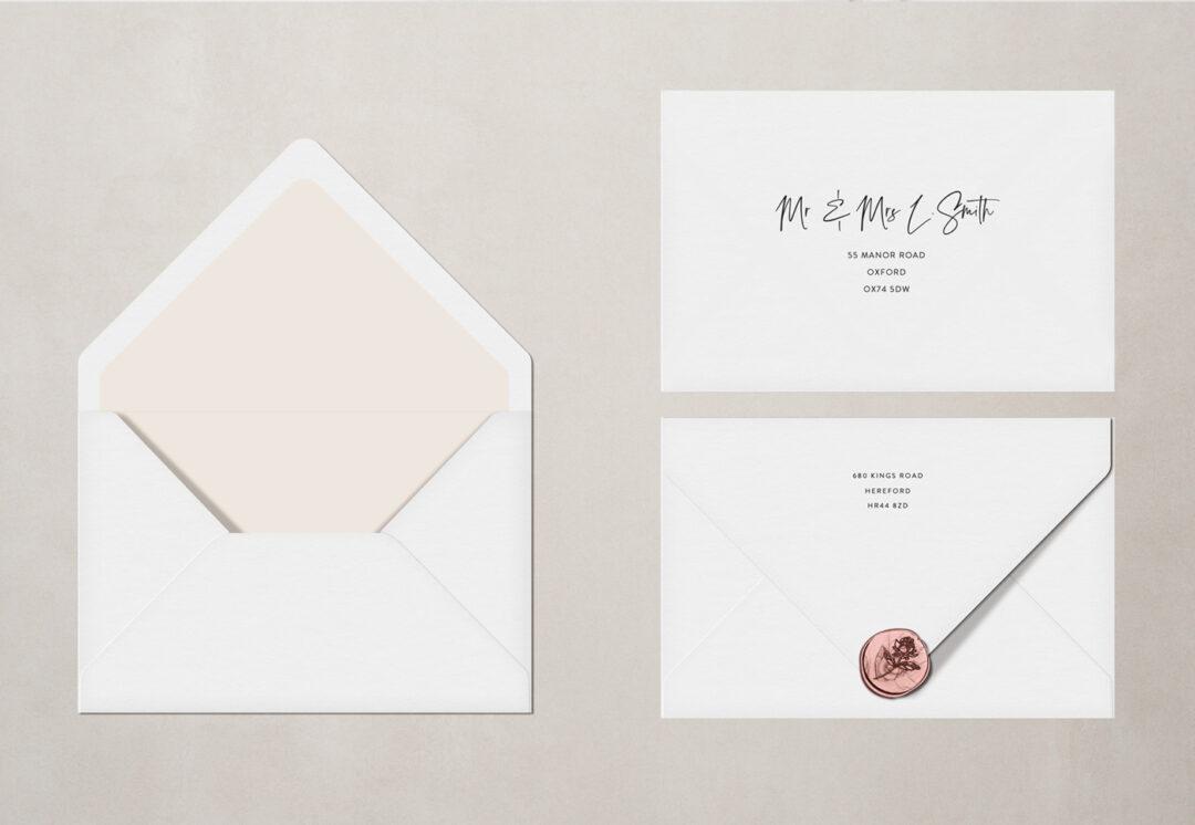 Juliet Envelopes