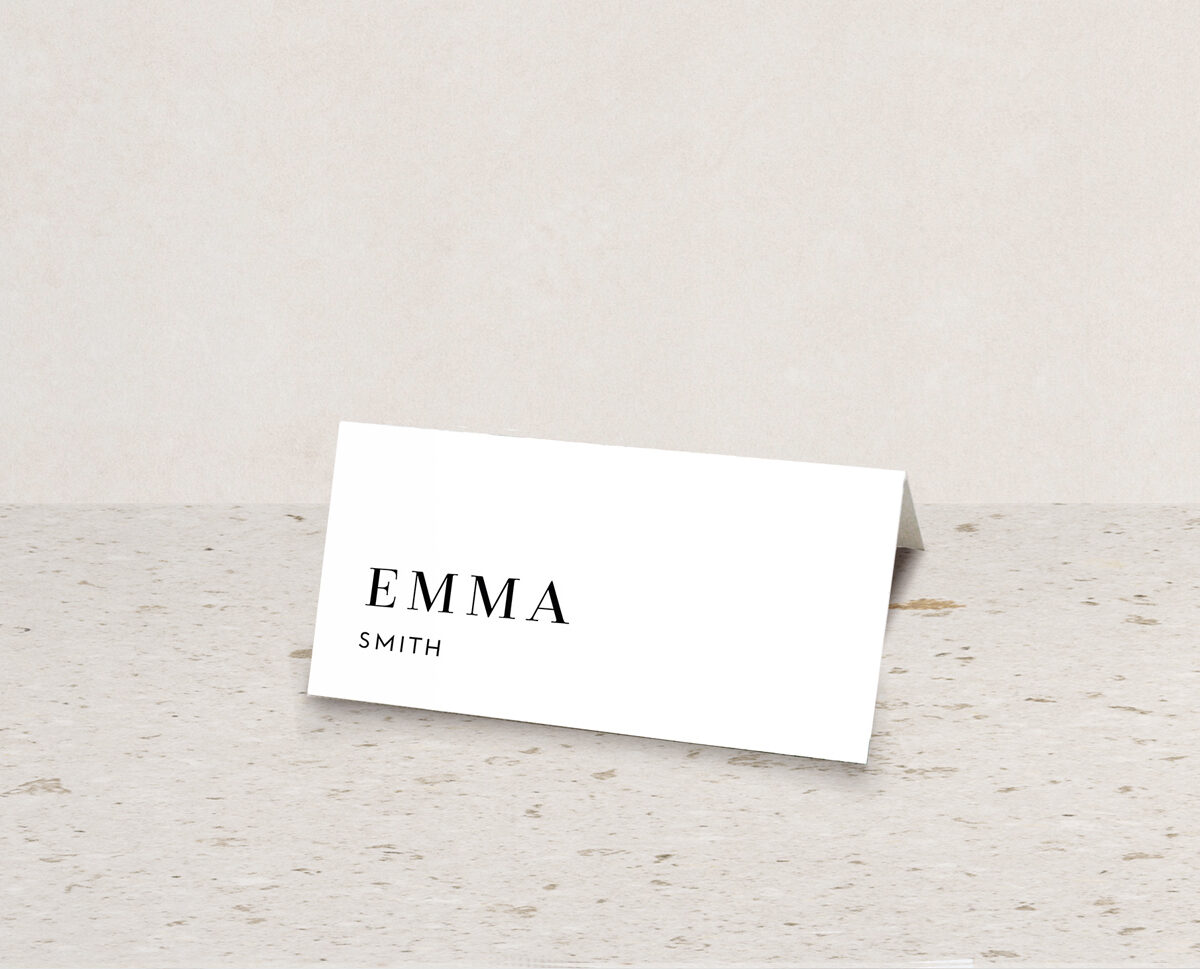Cleopatra Place Card