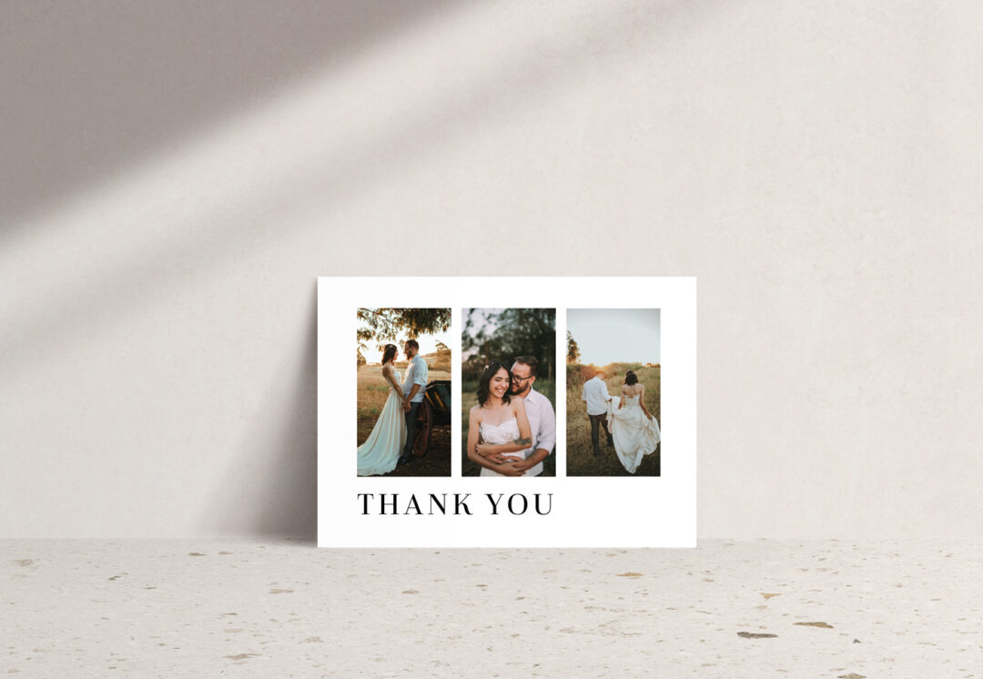 Cleopatra Thank You Card