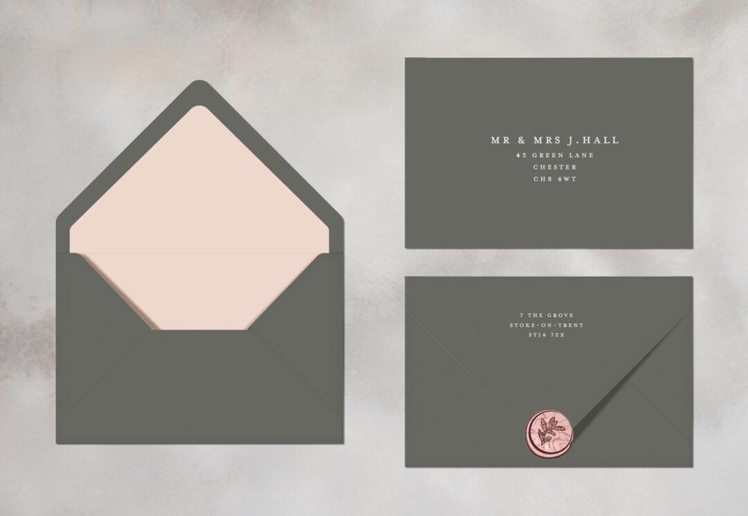 Ophelia Envelopes