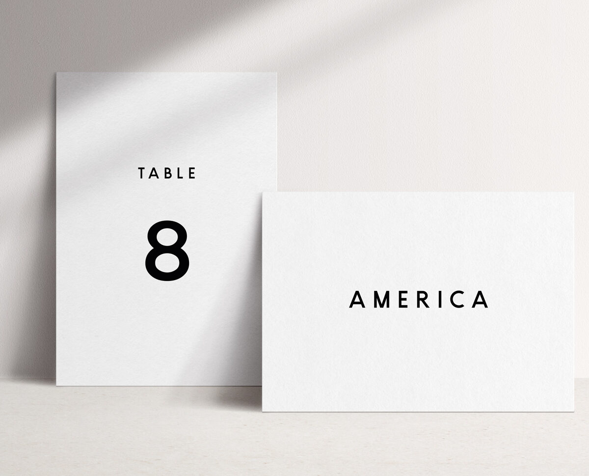 Romeo Table Name / Number