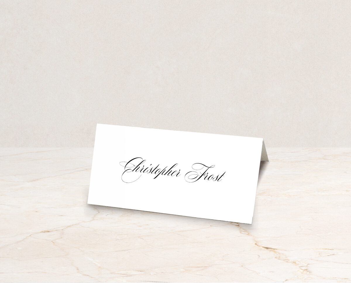 Windsor Place Card